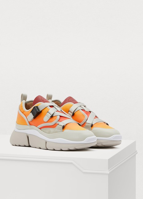 ChloéLimited edition - Sonnie sneakers