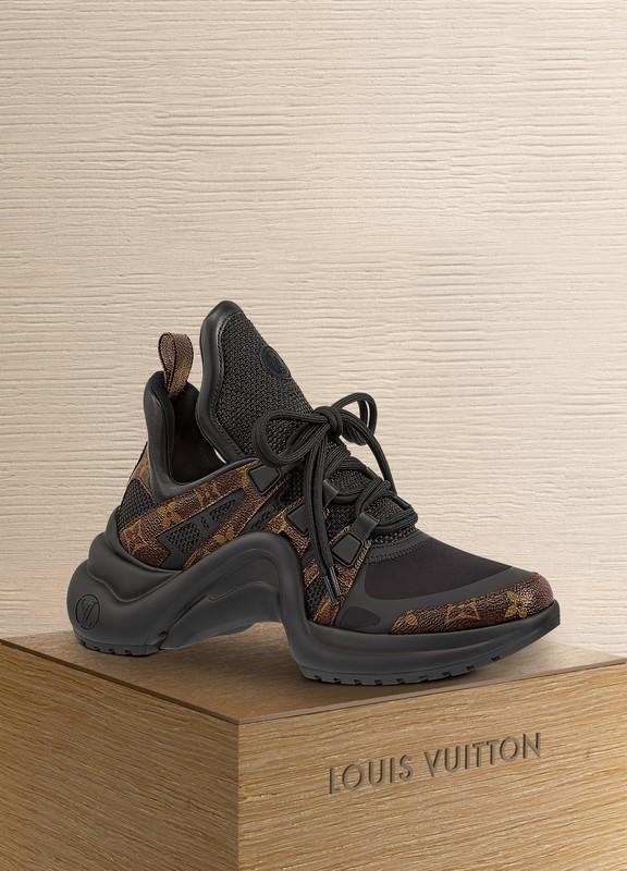 Louis Vuitton Sneakers women s   24 Sèvres de512cc6e81