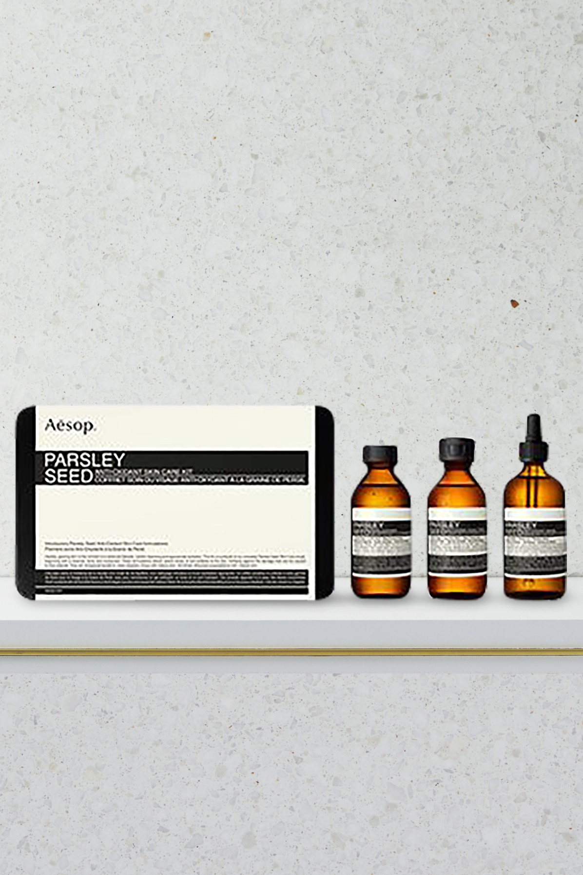Aesop Parsley Seed Anti-Oxidant Skin Care Kit