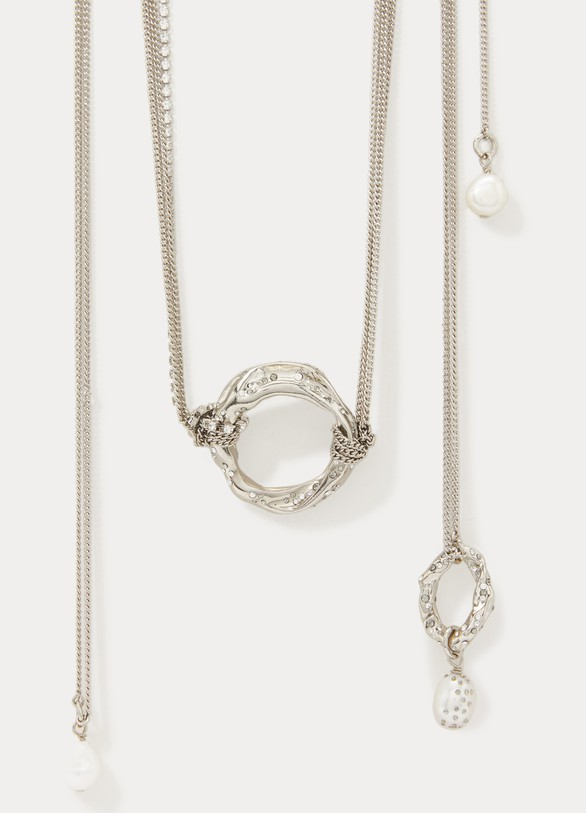 GivenchyMoon necklace
