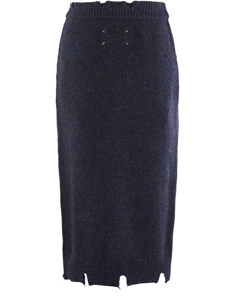 MAISON MARGIELA Wool skirt