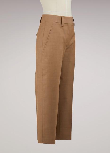 Acne StudiosWoolen Trea Dress Pants