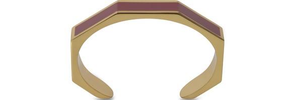 OBJET SINGULIERGeometric bangle