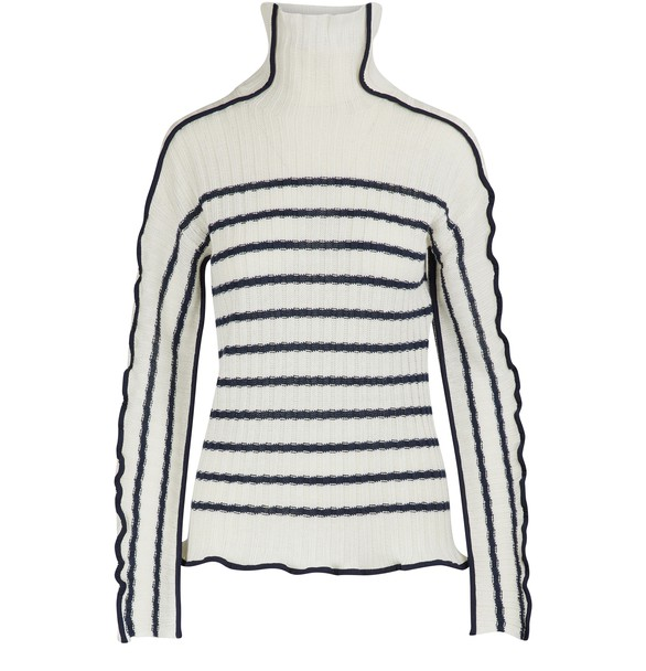SIES MARJAN Harrie linen sweater
