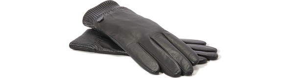 CANADA GOOSE Leather Rib Glove