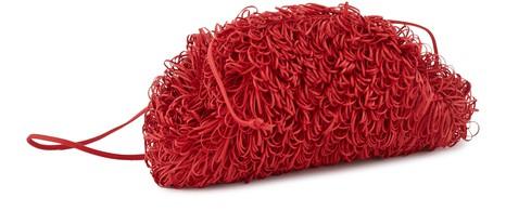 BOTTEGA VENETALeather clutch bag
