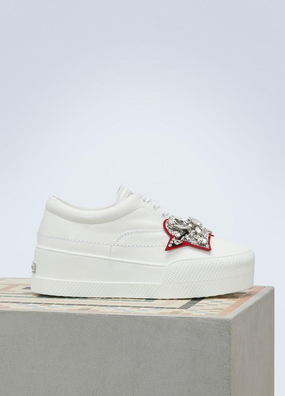 519999fa4451 Women s Jewel heart sneakers