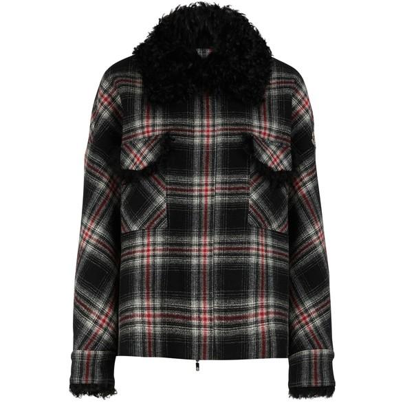 MONCLERMaryna wool jacket