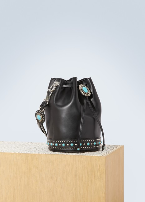 Prada Folk bucket bag