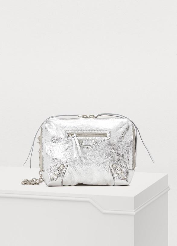 BalenciagaCrossbody pouch with a chain