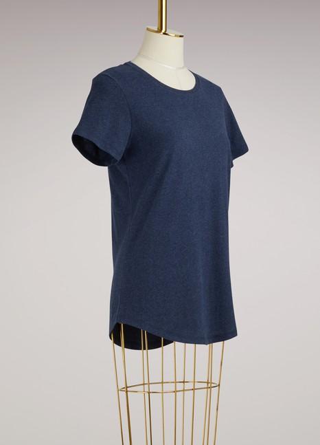 MAJESTIC FILATUREST-shirt en coton deluxe
