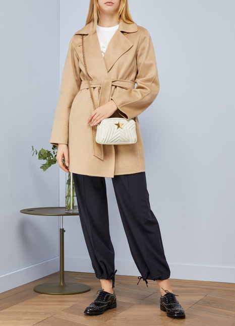 Stella McCartneyMini sac porté épaule snake