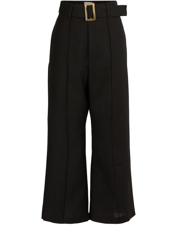 LISA MARIE FERNANDEZLinen pants
