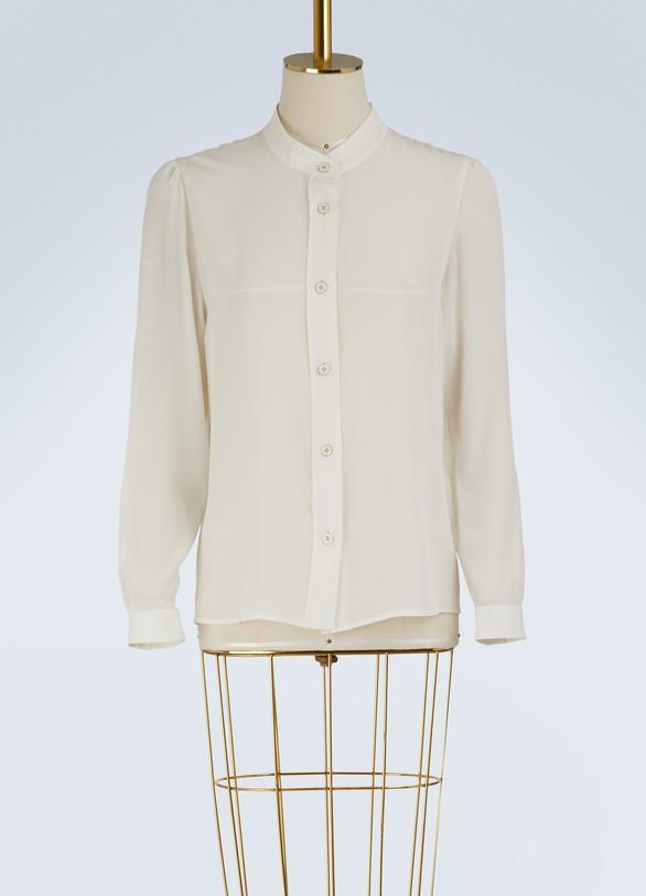 Vanessa SewardBamboo silk shirt