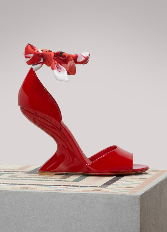 Salvatore FerragamoTodi wedge sandals