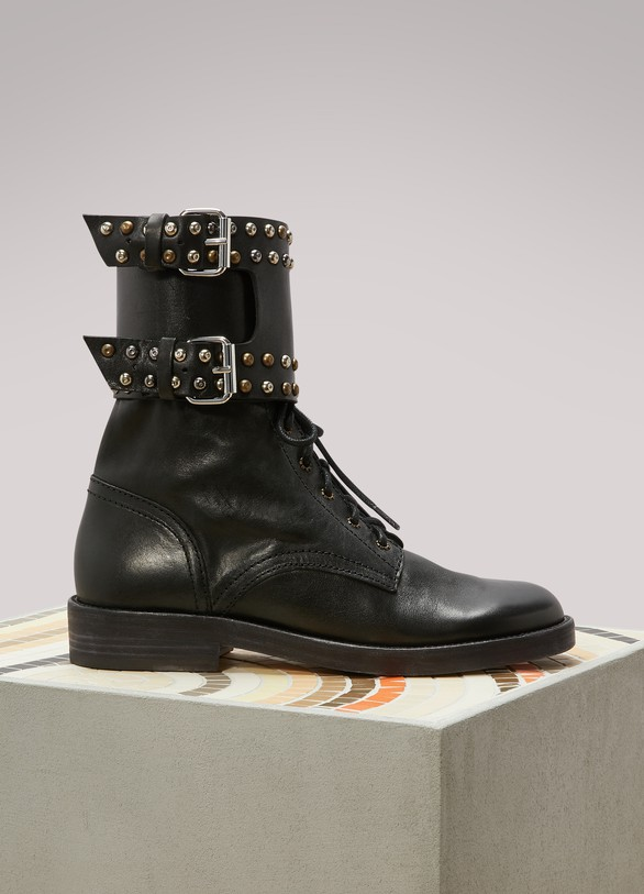 Isabel Marant Bottines Teylon