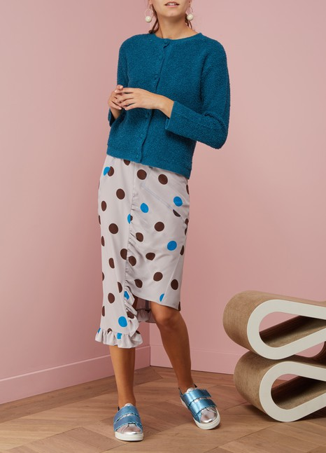 Marni Asymetric skirt