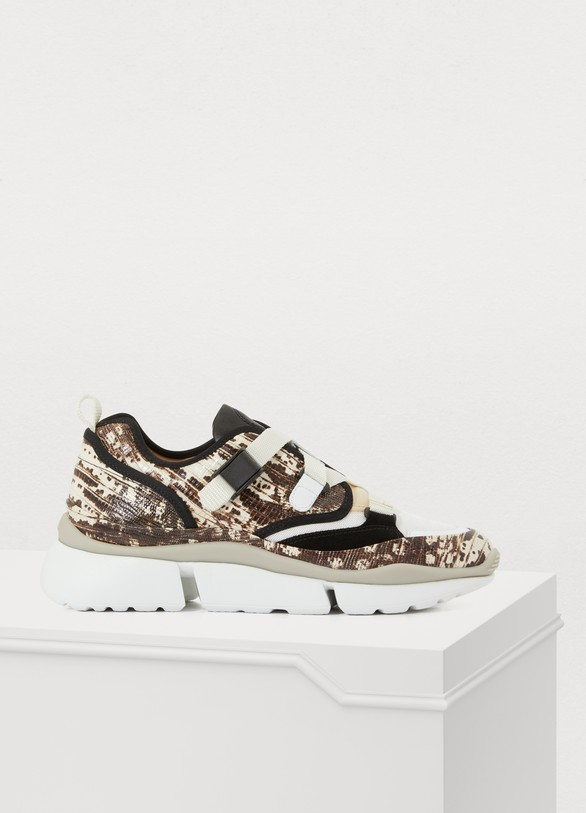 Chloé Sonnie trainers