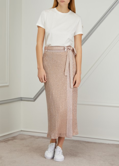 Maison Père Long skirt