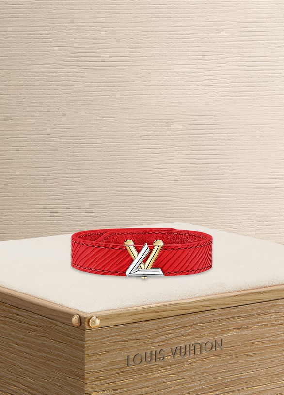 Louis Vuitton Bracelet LV Twist