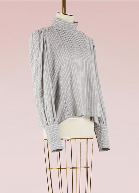 Isabel Marant EtoileCotton Oak Shirt