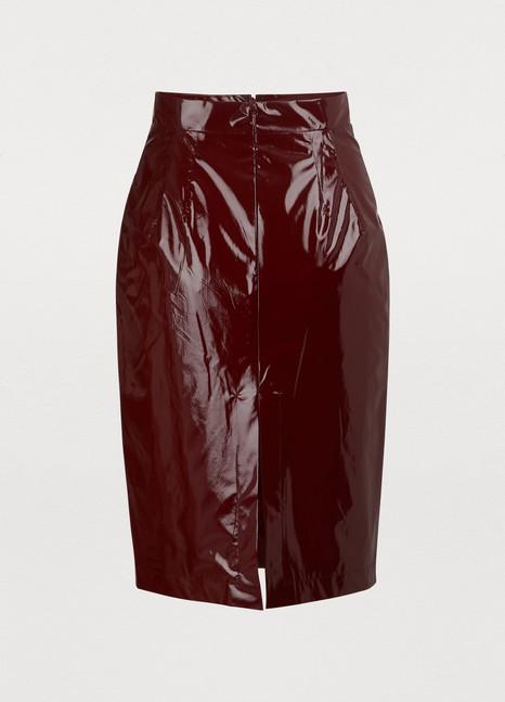 N 21Vinyl skirt