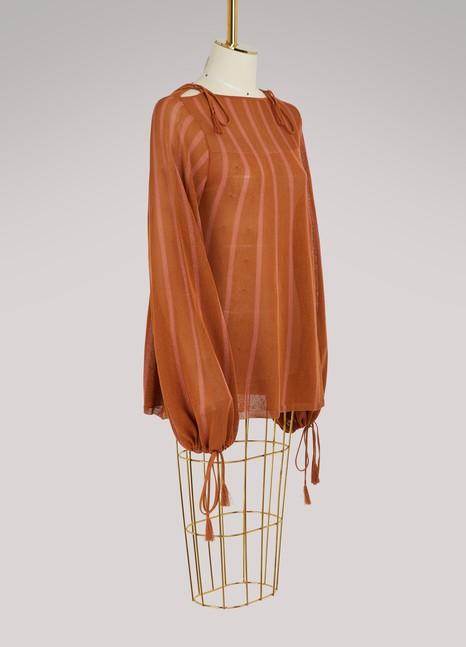 See by ChloéTop manches longues en coton