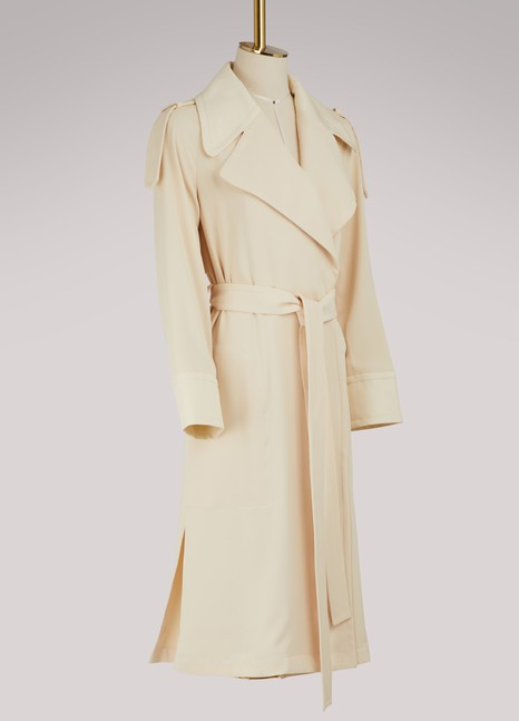 See by Chloé Trench long