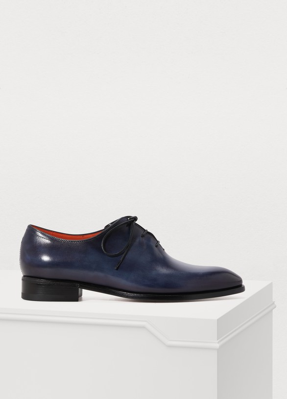 Berluti Alessandro brogue shoes