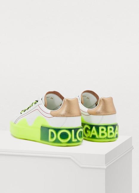 Dolce & GabbanaBaskets à logo