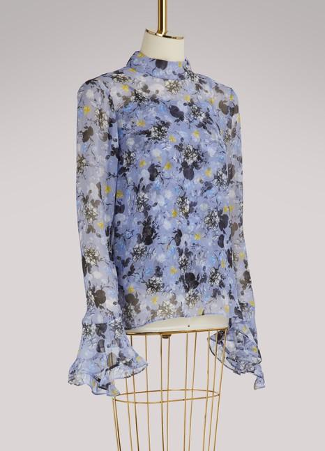 ErdemLindsey long sleeved blouse