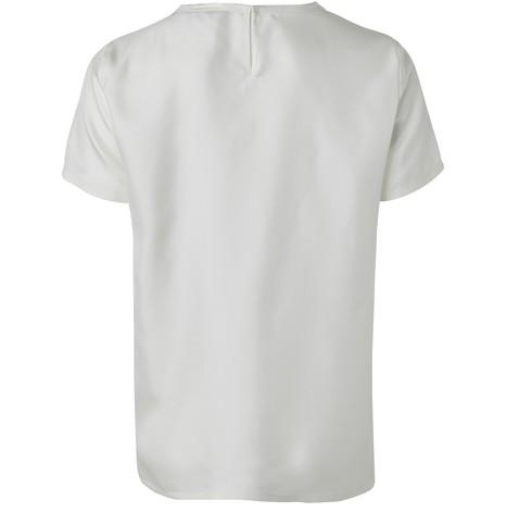 MAX MARALibico silk T-shirt