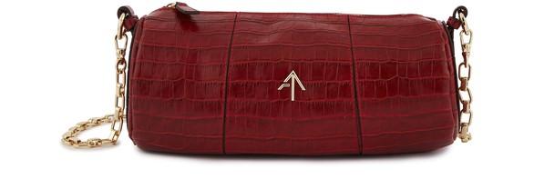 MANU ATELIERCylinder shoulder bag
