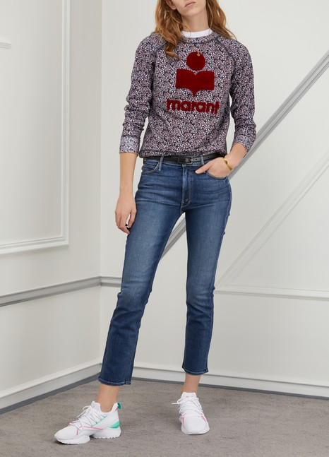 Isabel Marant Etoile Milly cotton sweatshirt