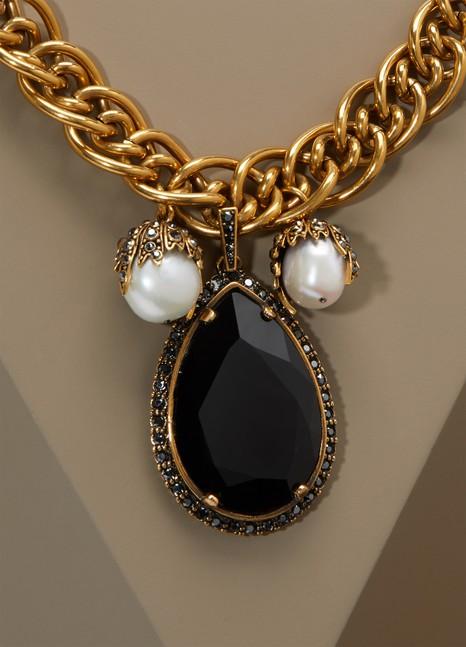 Alexander McQueenCollier bijoux