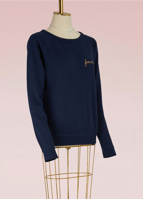 Maison LabicheFemme Fatale Sweatshirt