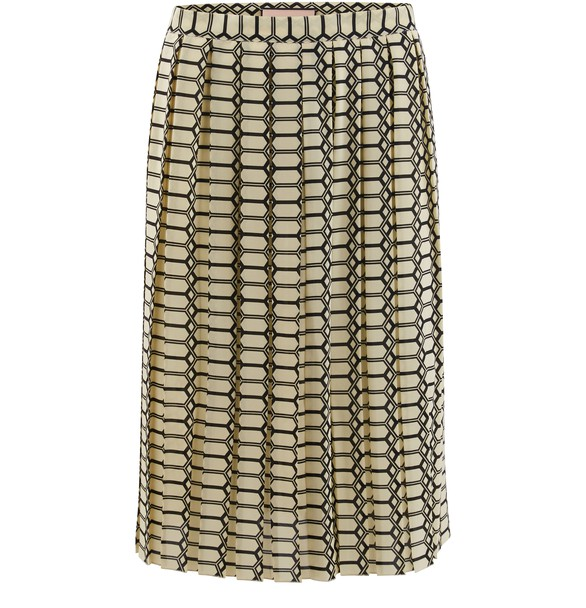 PLAN CSilk skirt