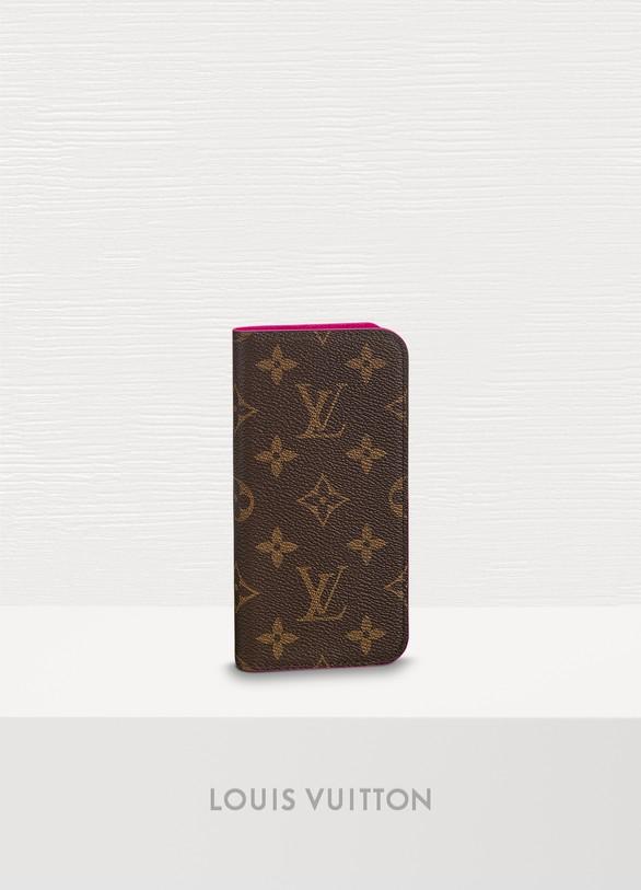 Louis VuittonÉtui iPhoneX & XS