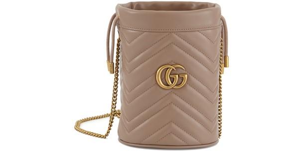 GUCCIGG Marmont bucket bag