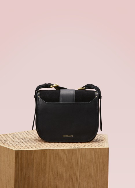 Vanessa Bruno Gemma Leather Saddlebag
