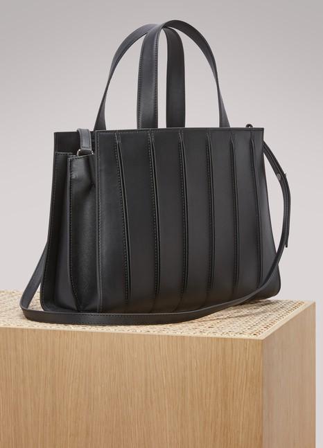 Max MaraWhit8s Leather Shopper Bag