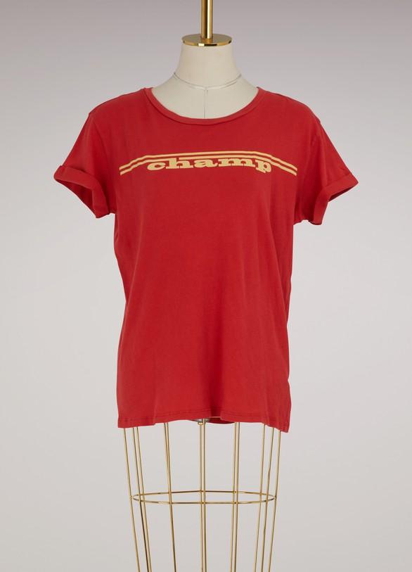MotherT-shirt Champ en coton