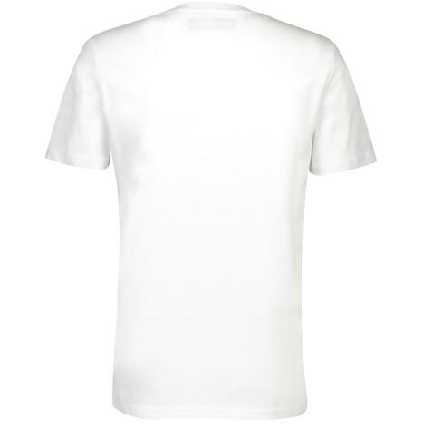 QUATRE CENT QUINZEBarthez embroidered t-shirt