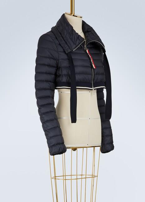 MonclerCitrin cropped jacket