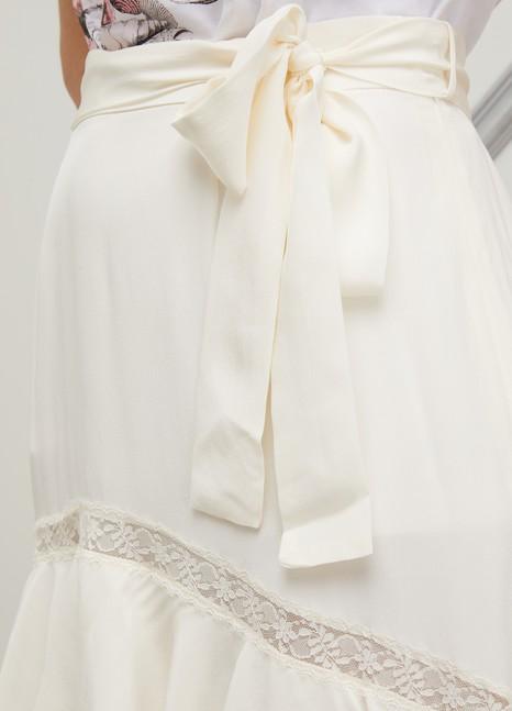 27cd80f14 Women's Silk midi skirt | ZIMMERMANN | 24S | 24S