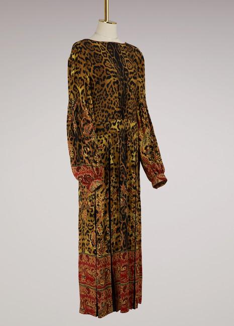 EtroLong printed dress