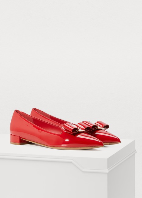 Salvatore Ferragamo Alice ballet pumps
