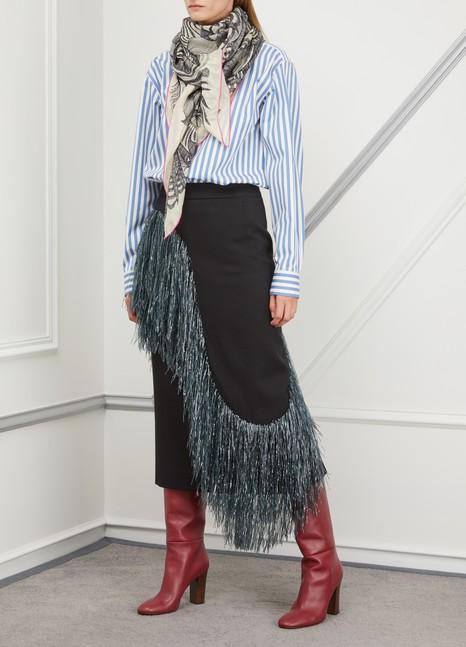 Dries Van NotenWool scarf