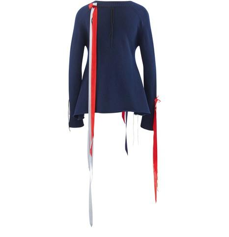 LOEWEPull-over Ribbons en laine
