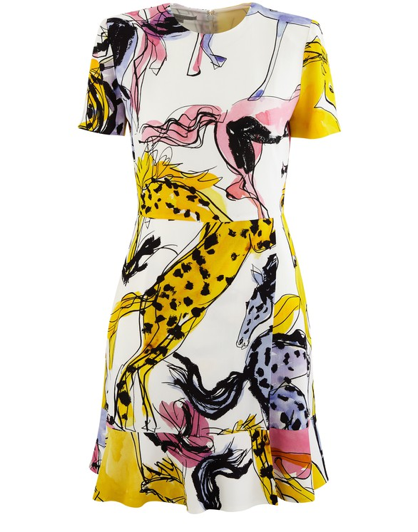 STELLA MCCARTNEY Kleid Abito